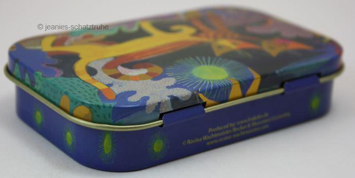 "Art Box Metalldose Metalldöschen Kunstdose Rosina Wachtmeister /""Wonderland/"""